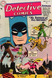 Detective Comics Vol 1 215