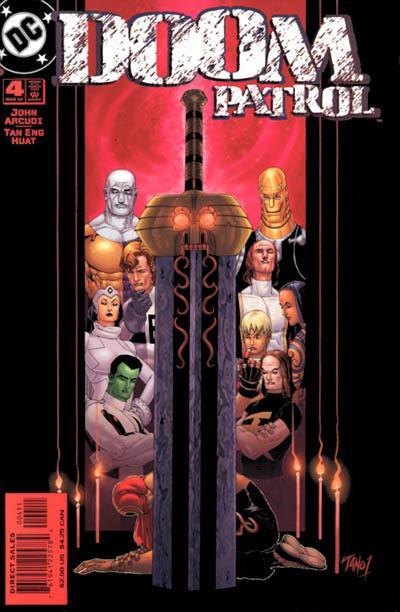 Doom Patrol Vol 3 4