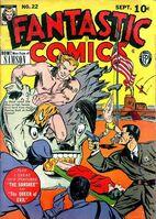Fantastic Comics Vol 1 22