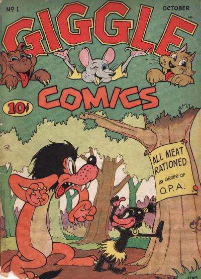Giggle Comics Vol 1