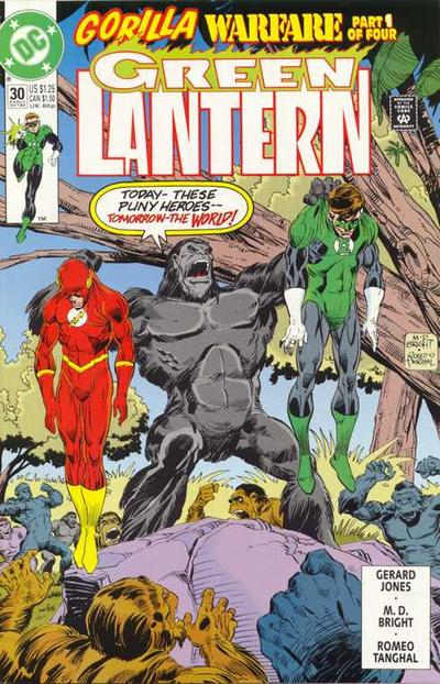 Green Lantern Vol 3 30