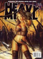 Heavy Metal Vol 31 3