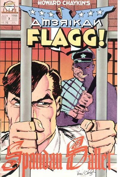 Howard Chaykin's American Flagg Vol 1 3