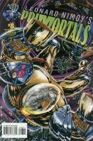 Leonard Nimoy's Primortals Vol 1 8