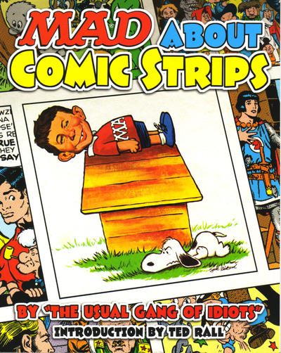 Mad About Comic Strips Vol 1