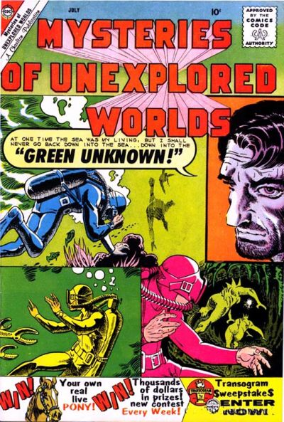 Mysteries of Unexplored Worlds Vol 1 19
