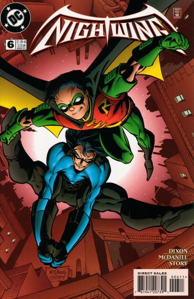 Nightwing Vol 2 6