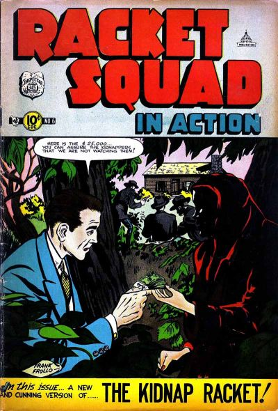 Racket Squad in Action Vol 1 6