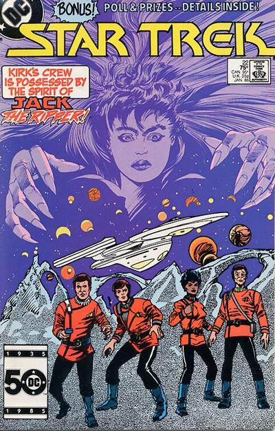 Star Trek (DC) Vol 1 22