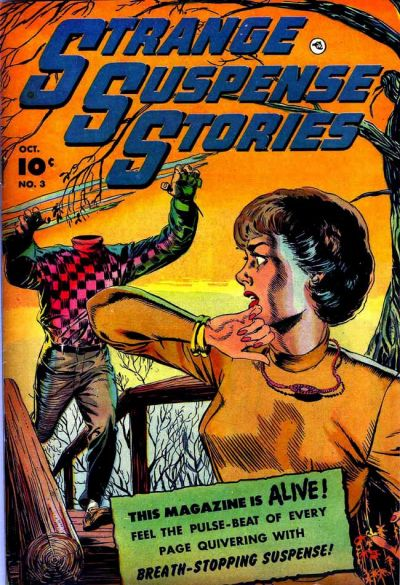 Strange Suspense Stories Vol 1 3