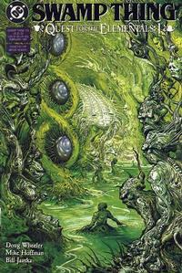 Swamp Thing: The Quest for the Elementals
