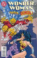 Wonder Woman Vol 2 107