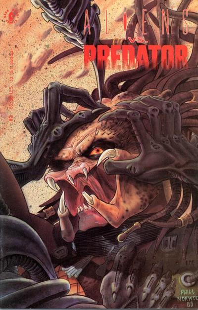 Aliens vs. Predator Vol 1 2