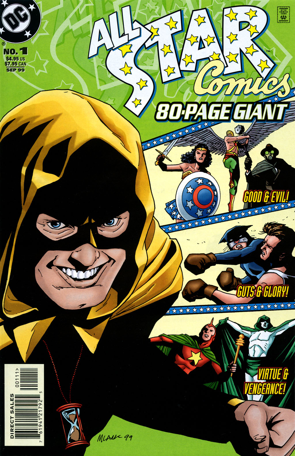 All-Star Comics 80-Page Giant Vol 1 1