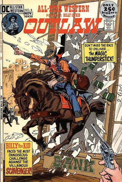 All-Star Western Vol 2 8