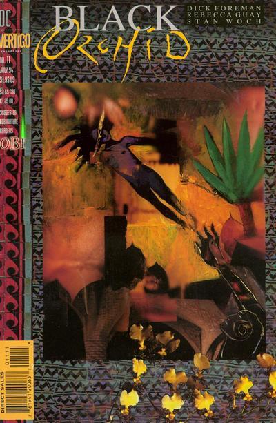 Black Orchid Vol 2 11