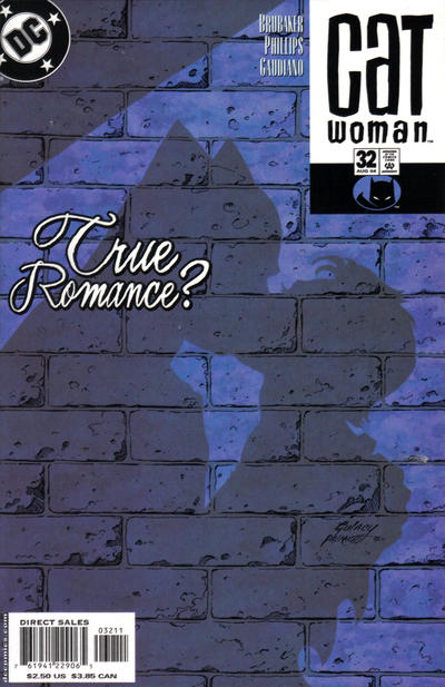 Catwoman Vol 3 32