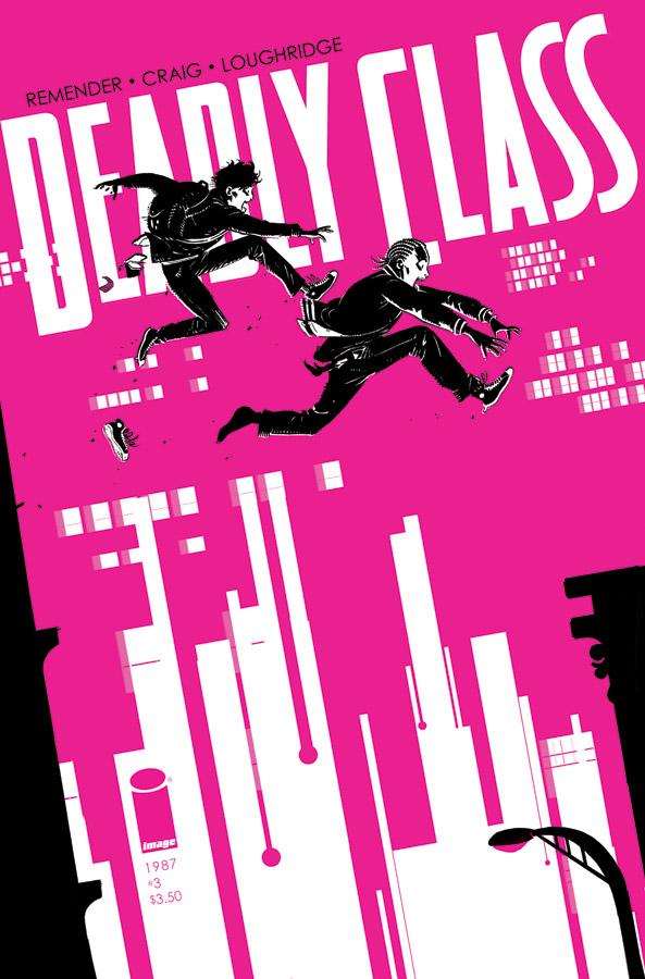Deadly Class Vol 1 3