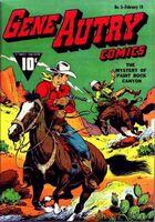 Gene Autry Comics Vol 1 5