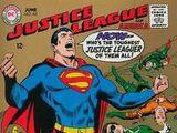 Justice League of America Vol 1 63
