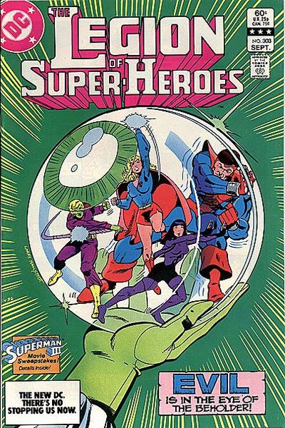 Legion of Super-Heroes Vol 2 303