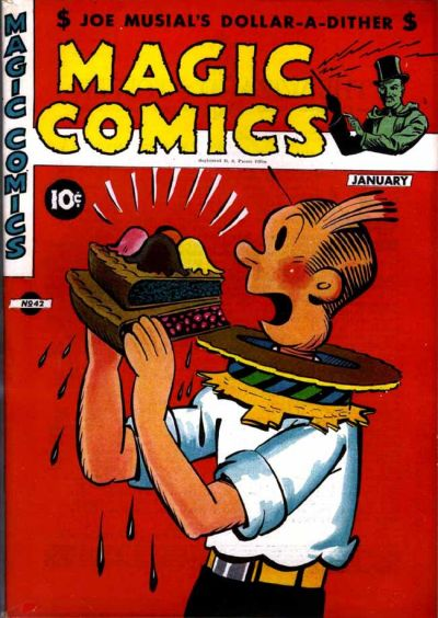 Magic Comics Vol 1 42