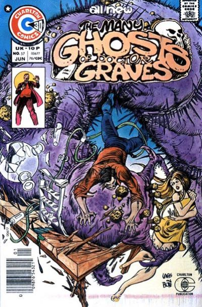 Many Ghosts of Dr. Graves Vol 1 57