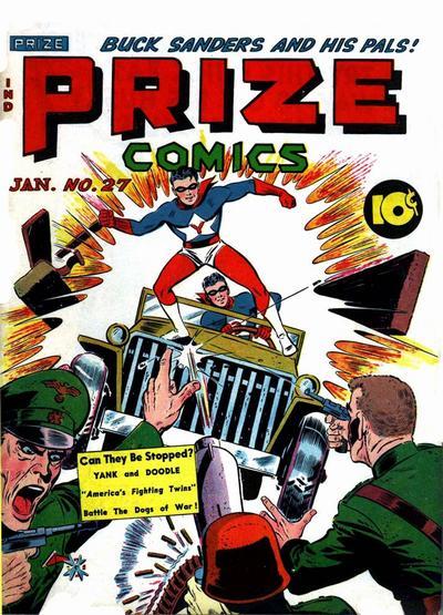 Prize Comics Vol 1 27