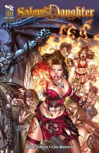 Salem's Daughter Vol 1