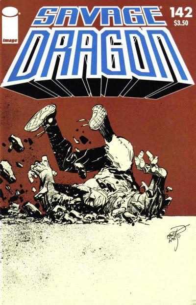 Savage Dragon Vol 1 142