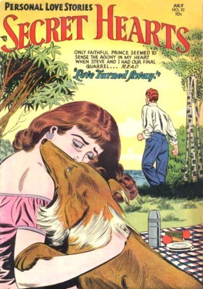 Secret Hearts Vol 1 22