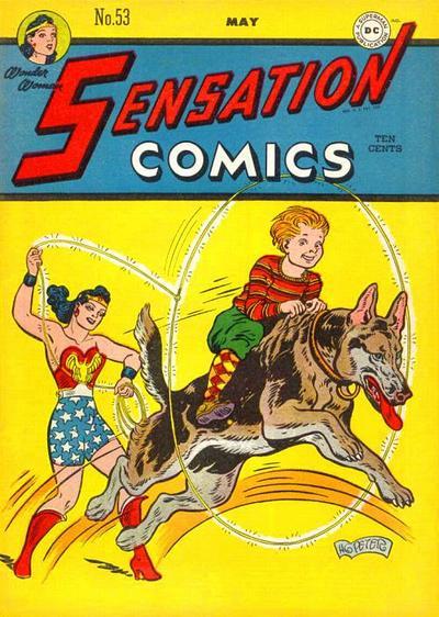 Sensation Comics Vol 1 53