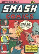 Smash Comics Vol 1 2