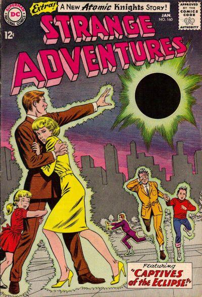 Strange Adventures Vol 1 160
