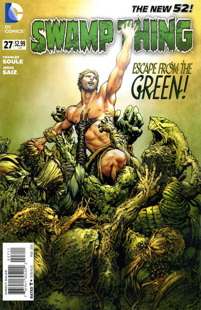 Swamp Thing Vol 5 27