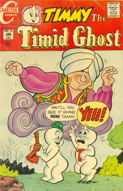 Timmy the Timid Ghost Vol 2 14