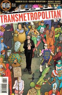 Transmetropolitan Vol 1 6