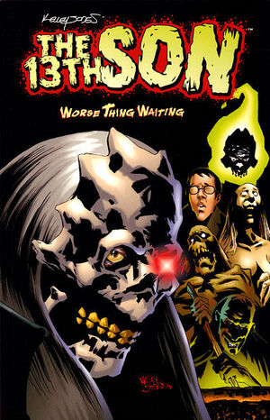13th Son Worse Thing Waiting (TPB) Vol 1 1.jpg