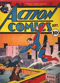 Action Comics Vol 1 28