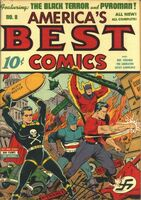 America's Best Comics Vol 1 8