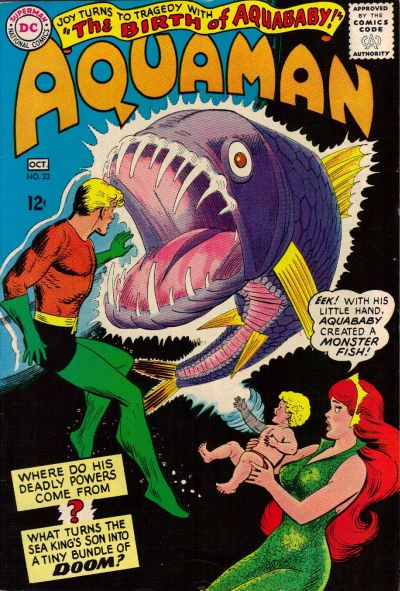 Aquaman Vol 1 23