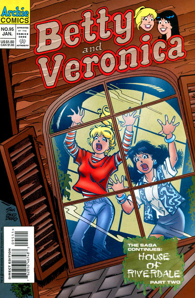 Betty and Veronica Vol 1 95