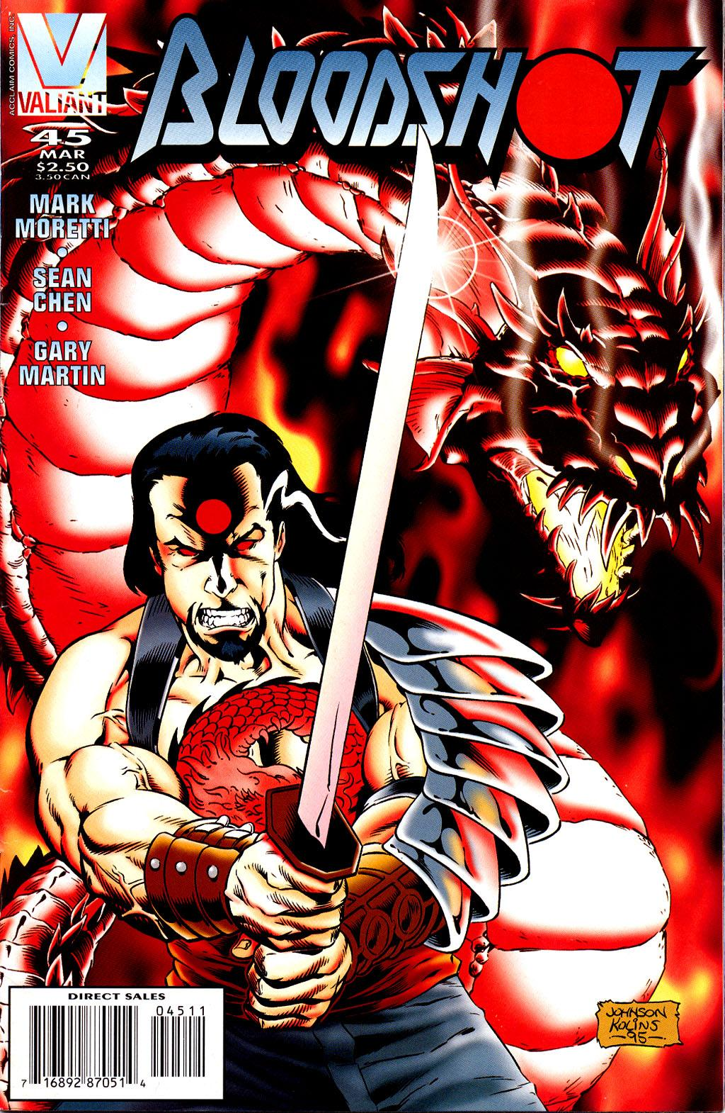 Bloodshot Vol 1 45