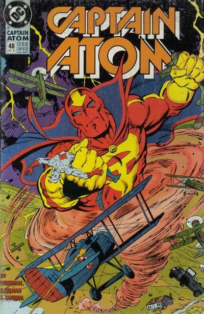 Captain Atom Vol 1 48
