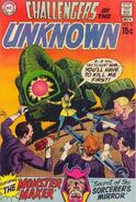 Challengers of the Unknown Vol 1 76