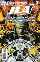 DC Comics Presents JLA Black Baptism Vol 1 1