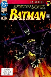 Detective Comics Vol 1 662