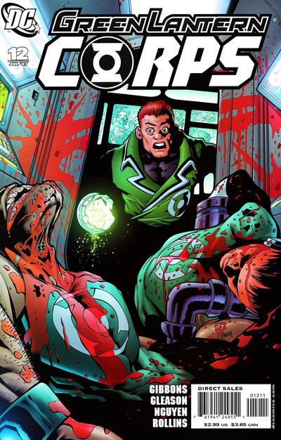 Green Lantern Corps Vol 2 12