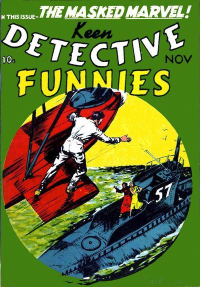 Keen Detective Funnies Vol 1 15