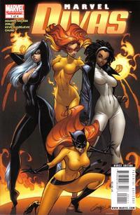 Marvel Divas Vol 1 1
